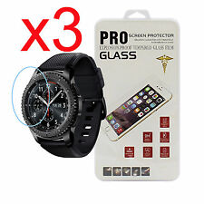 3xTempered Glass Screen Protector For Samsung Gear S3/S3 Frontier/S3 Classic