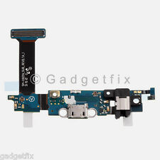Verizon Samsung Galaxy S6 Edge G925V Charger Port USB Dock Mic Jack Flex Cable