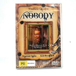 Nobody (DVD, Region 4, 1967)