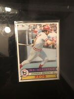 1979 Topps Johnny Bench Cincinnati Reds #200 Baseball Card