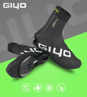 GIYO Winter Cycling Shoe Covers Shoes Cover MTB Road Bike Overshoes Waterproof