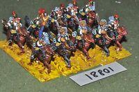 flintloque fantasy elven ferach light dragoons 10 cavalry {16} (18801)