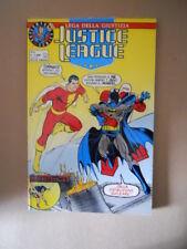 JUSTICE LEAGUE Lega della Giustizia n°6 1990 Dc Play Press  [G866]