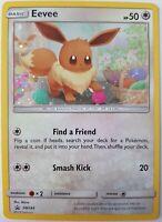 Eevee SM 184 Holo Promo Pokemon - Englisch  NM