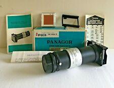 Vintage Panagor Zoom Slide Duplicator 35mm Camera Attachment in Original Box