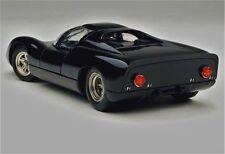 PORSCHE 911 GT 1 Carreras 18 Sportscar Coche De Concepto F Auto Carousel Negro