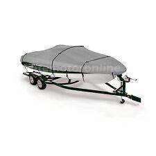 Princecraft Pro 165 SC trailerable boat cover grey