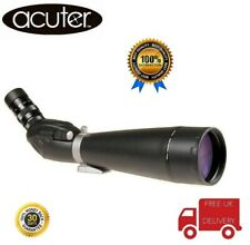 Acuter DS-PRO DS 22-67x100 Angled WP Dual Speed Spotting Scope 40921 (UK Stock)
