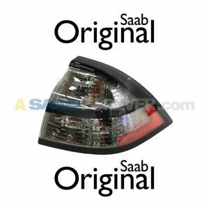 NEW SAAB 9-3 TAIL LIGHT ICE BLOCK RH RIGHT PASSENGER 08-11 CONVERTIBLE 12775611