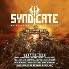 SYNDICATE 2013 = Angerfist/Endymion/Ruffneck/Nosferatu...=3CD= HARDCORE GABBER