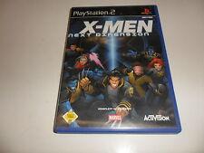 PLAYSTATION 2 X-MEN NEXT DIMENSION (2)