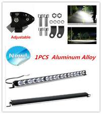 "180W 20"" Aluminum Adjustable 4D Lens LED Work Light Bar Car Driving /Fog Lights"