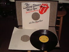 "ROLLING STONES ""MISS YOU & FAR AWAY EYES"" 1ST DISCO RELEASE OF 1978 (DK 4609)!"