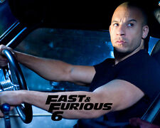 Fast And Furious 6 Vin Diesel 10x8 FOTO