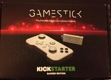 PlayJam GameStick 8GB Kickstarter Plug&Play TV Game Limited Edition W/ Case