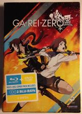 GA-REI ZERO: Complete Series, Limited Edition 5-Disc Set - NEW DVDS + BLU-RAYS!!