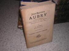 1889.Jean-baptiste Aubry / Aubry.missionnaire Kouy-Tchéou Chine.Bon ex