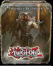 YUGIOH Prophecy Destroyer Tin Steelswarm Roach Photon Strike Bounzer