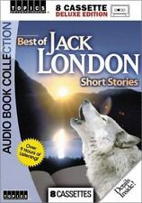 Best of Jack London : Short Stories by Jack London (2002, Cassette) FREE SHIP