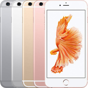 Apple iPhone 6s + 16/32/64/128GB Space Grey, Silver, Gold, Rose Gold Unlocked
