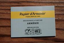 Real Papier D'Arménie Natürliches Deodorant Ausgabe« L' Année De L'Arménie »