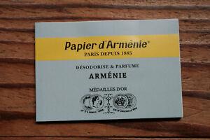 Echt Papier D'Arménie Lufterfrischer Natürlich Edition« L' Année De L'Arménie »