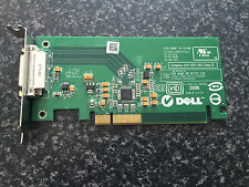 DELL SILICON IMAGE PCI LOW PROFILE DVI ADAPTER CARD - FH868