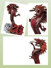 Conan - Series 1 - Fire Dragon McFarlane Figure - 2004