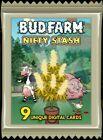 BudFarm Nifty Stash Base pack mint126 by Leaf Mobile Kush only 13 packs left!!!