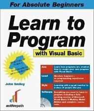 Learn to Program with Visual Basic 6 Smiley, John Paperback