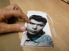 CLIFF RICHARD - OFFICIAL POCKET DIARY FROM 2011 - UNUSED - LOOK!