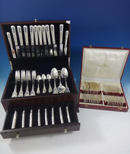 Bagatelle by Christofle Sterling Silver Flatware Service Set Dinner 70 Pieces