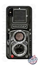 Vintage RolleiFlex Camera Lens Phone Case Cover For iPhone Samsung Google etc