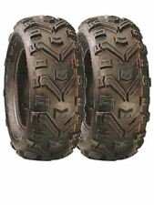 Pair Of Duro Buffalo Quad Tyres 24x10x11 E Marked Road Legal