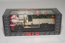 @. 1:43 RIO SL 011 FIAT TRUCK CHRISTMAS 94 SPECIAL EDITION NUMBERED MINT BOXED