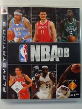 PLAYSTATION PS3 GAME NBA 08, used but GOOD