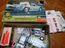 1/32 Slot Car Monogram Porsche 904 with Box and Bits - Used