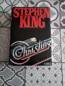 Livre Stephen King Usa Christine