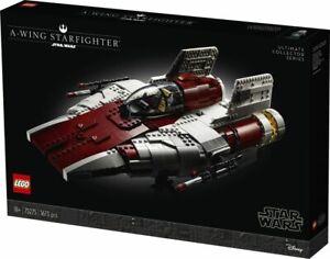 NEW LEGO STAR WARS UCS A-WING STARFIGHTER 75275