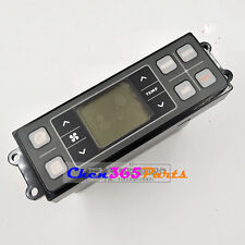 Air Conditioner Control Panel 11Q6-90310 for Hyundai R220-9S Excavator