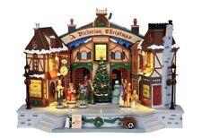 Lemax rappresentazione di a Christmas Carol