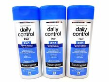 3 Neutrogena T/Gel Daily Control 2-in-1 Dandruff Shampoo Plus Conditioner 8.5oz