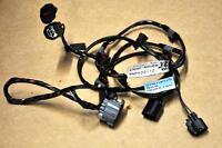 Land Rover Freelander rear lights wiring loom YND500110