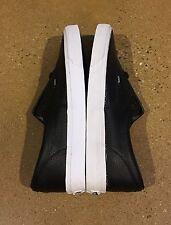 Vans Era Size 12 US Men's Perf Leather Black BMX DC Skate Shoes Sneakers