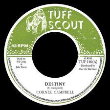 "Cornel Campbell - Destiny NEW!!! Tuff Scout 140 7"""
