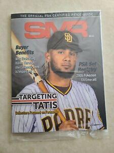 Fernando Tatis Jr PSA Magazine SMR Price Guide Sealed May 2021 Padres