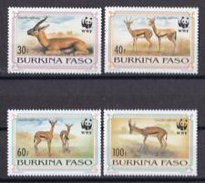 Briefmarken Haute Volta 3 Sätze P.a :jahrhunderte Der Vereinigte Staaten Sp19