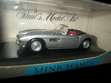 1:43 Minichamps BMW 507 Cabrio silber/silver Nr. 22508 OVP