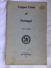 Copper Coins of Portugal - O.P. Eklund (1962) Reprint from The Numismatist