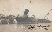 3 RPs: ALEXANDRA , Egypt , 1906 ; Ship Wreck of the AZIZZ DORES""